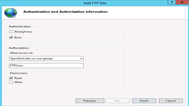FTPS Server Using IIS | Driver Download