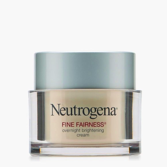 Neutrogena Overnight Brightening Cream.
