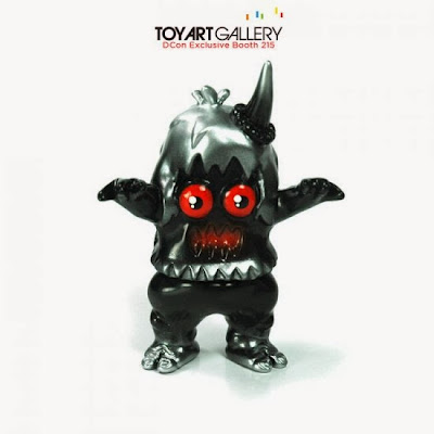 Toy Art Gallery Exclusive Thrashout Ugly Unicorn Vinyl Figure by Rampage Toys
