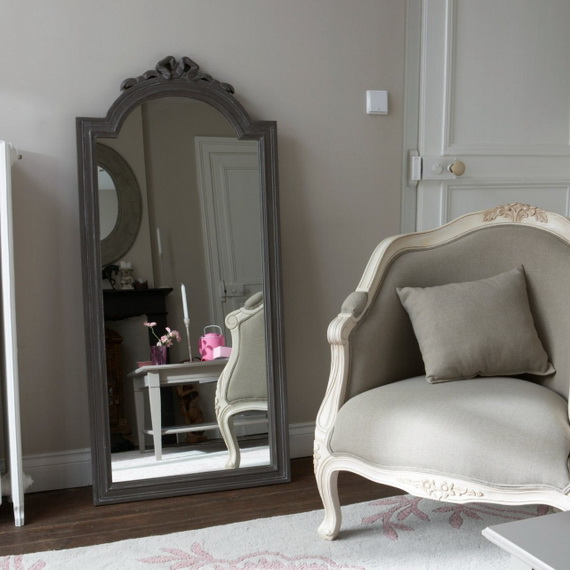 deco chambre interieur miroirs magnifiques pour votre chambre coucher. Black Bedroom Furniture Sets. Home Design Ideas