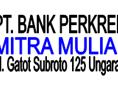 Lowongan Kerja Account Officer Kredit di PT BPR Mitra Mulia Persada Ungaran