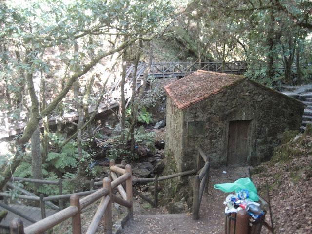 Molinos de Pedrafita en Valga