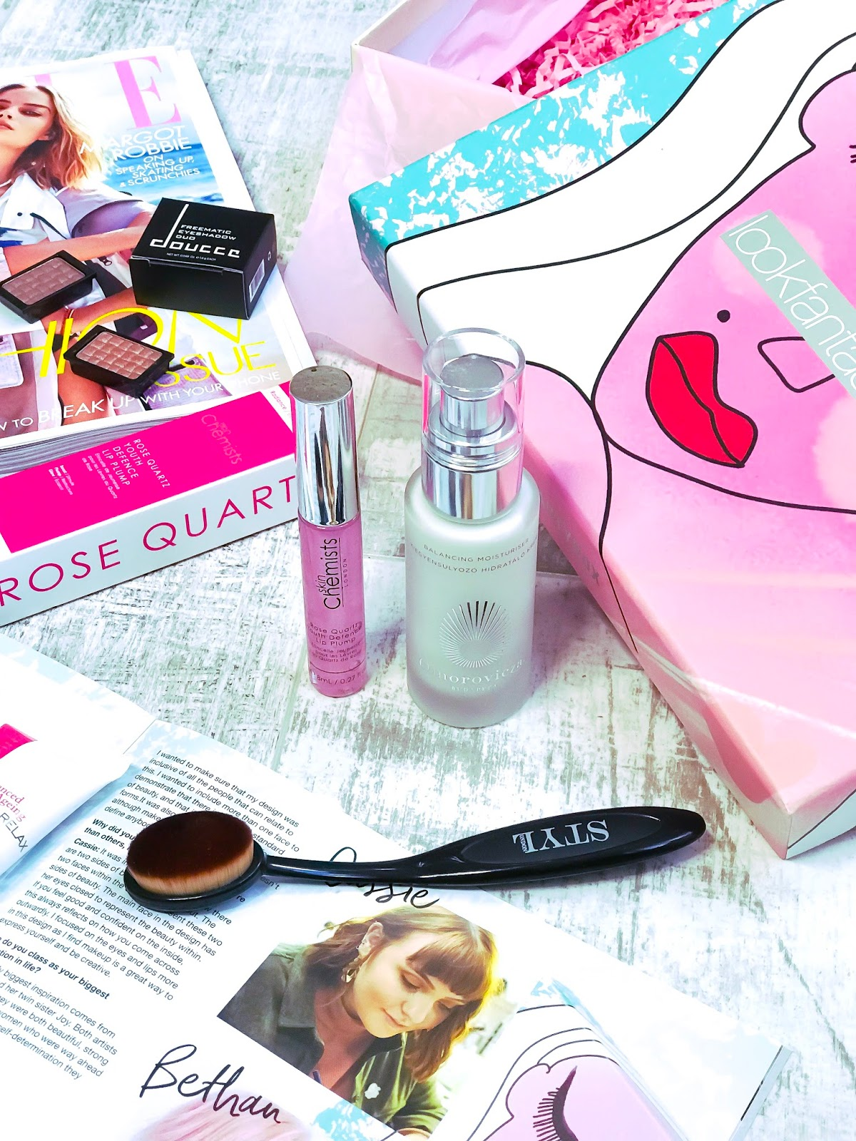 Look Fantastic beauty box review whats inside value for money