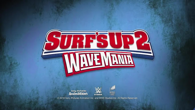 Sony Animation Pictures Surf's Up 2 Wavemania