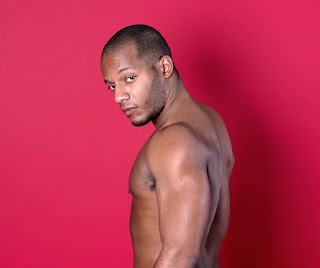 Black Male Model Eddie Diaz