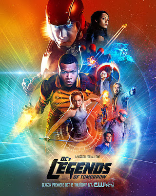 Legends of Tomorrow 2017 S03E02 200MB HDTV 720p x265 HEVC
