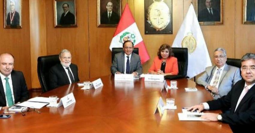 ONPE: Elecciones de rectores que integrarán Comisión Especial de la Junta Nacional de Justicia será el 01 de marzo www.onpe.gob.pe