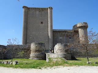 Castillo de Villafuerte. Torrre del Homenaje