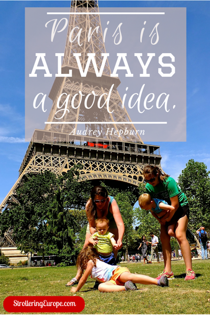 http://strolleringtheglobe.com/paris-with-kids-a-good-idea/