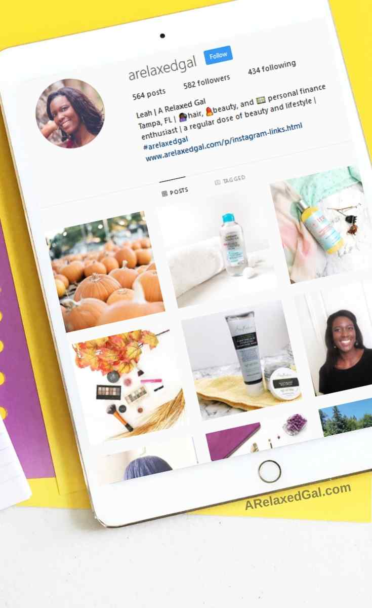 A Great Way To Easily Find The Best Instagram Hashtags | A Relaxed Gal