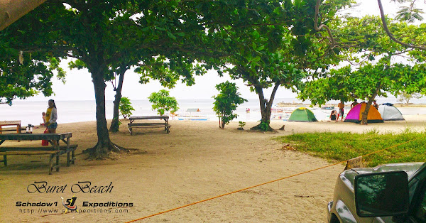Burot Beach Calatagan Batangas - Schadow1 Expeditions