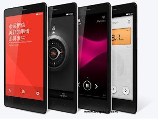 Harga dan Spesifikasi Xiaomi Redmi Note Terbaru 2016