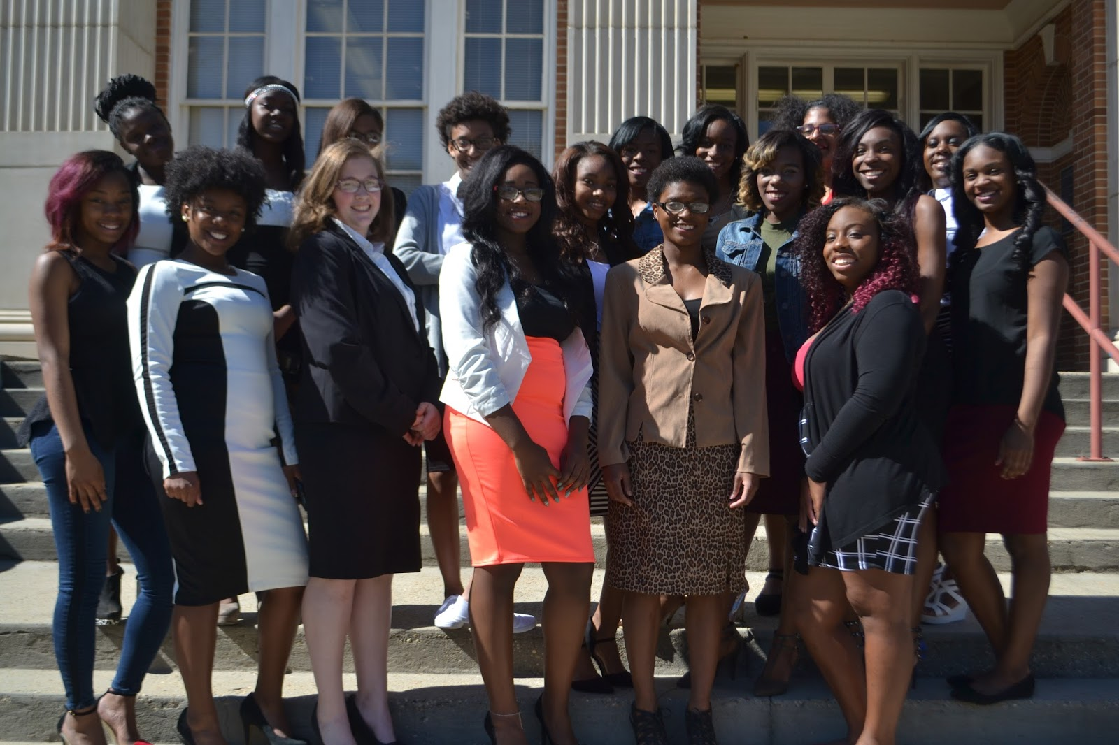 southern university ag center and college of agriculture local local high school students dress for success