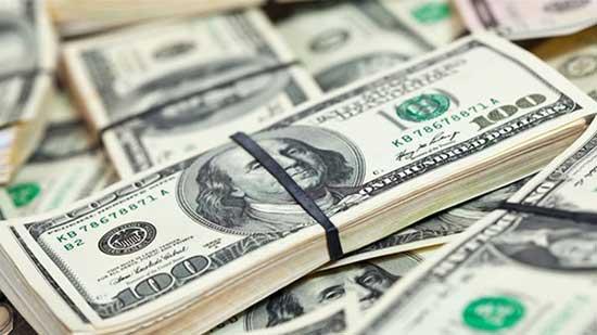 سعر صرف الدولار الأمريكي مقابل الجنية المصرى فى البنوك