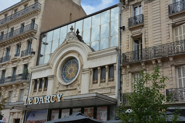 Dijon Place Darcy cinema