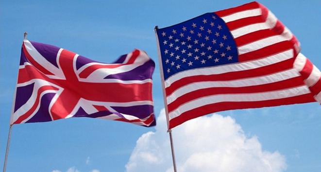 Warga sipil Amerika dan inggris