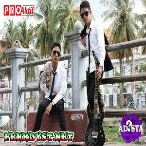 Adista - Ku Tak Bisa (2013) Album cover