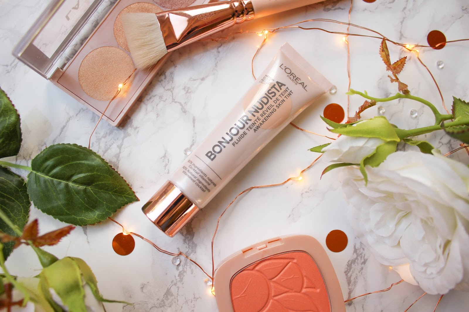 L'Oreal Bonjour Nudista Skin Tint BB Cream