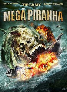 Mega Piranha - DVDRip Dublado