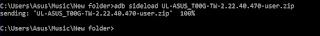 Cara Flash Asus Zenfone 5 (T00F/T00J) Bootloop Tested 100% Work