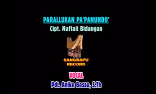 Download Lagu Toraja Parallukan Pa'panundu' (Pdt. Anike Besse, S.Th)