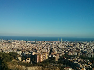 barcelona bunkers de carmel