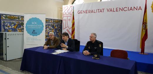 Turisme inicia los talleres de formación en 'Hospitalidad Mediterránea' dirigidos a más de 300 policías autonómicos