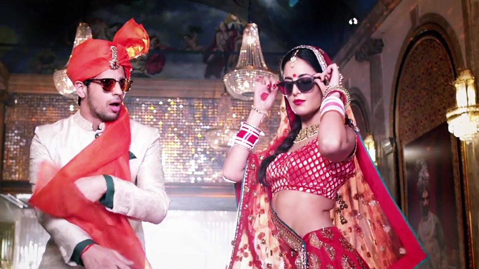 Baar Baar Dekho (2016) Movie Pics with Katrina Kaif and Sidharth