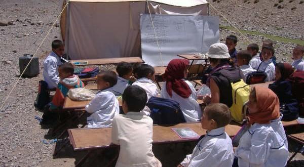 L'enseignement au Maroc va très mal selon l'Unesco.