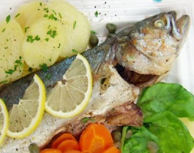 Tips receta pescados pescado al vapor for Como cocinar pescado