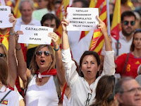Spain Can Support Related International Catalonia