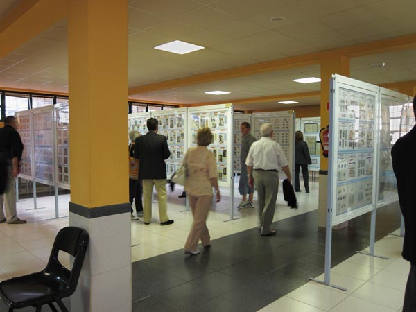 Exposición de ACOCOR