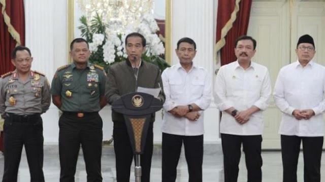 """Inilah Isi Lengkap Pidato Presiden """"proses hukum terhadap saudara Basuki Cahaya Purnama akan dilakukan secara tegas, cepat dan transparan"""""""
