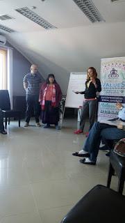 Elelmiszerklub E+ trening Szerbia, 2016. majus