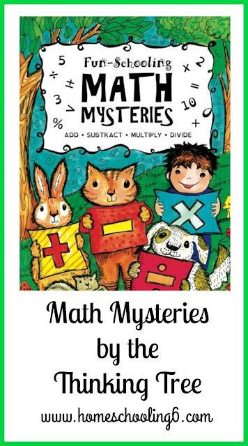 Math Mysteries by The Thinking Tree (Review)