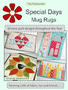 Patchsmith Special Days Mug Rugs