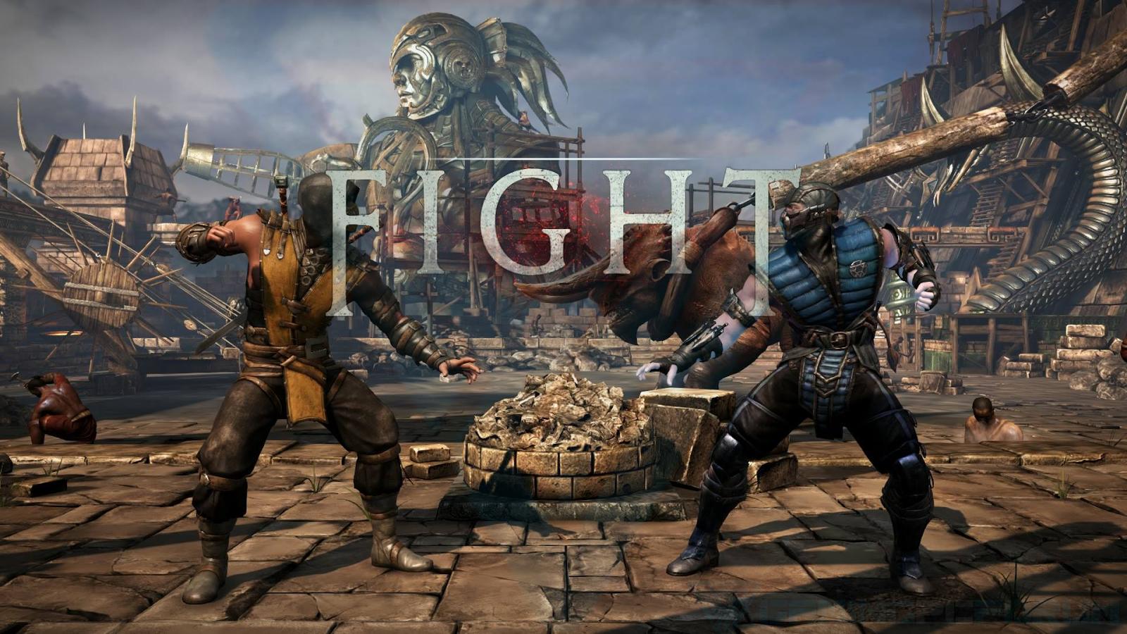 Mortal Kombat X Complete Repack Corepack
