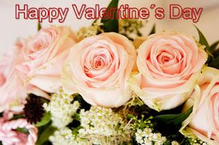 Valentinstag, Rosen