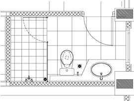 Contoh Gambar Area Toilet