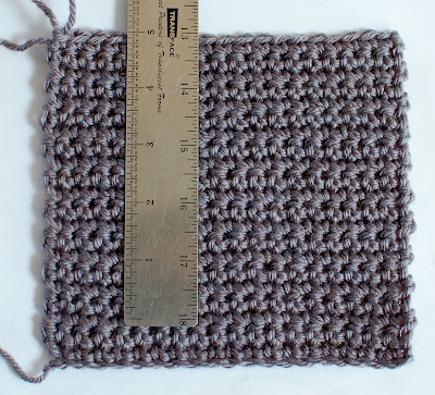 What Is Gauge? | www.petalstopicots.com | #crochet