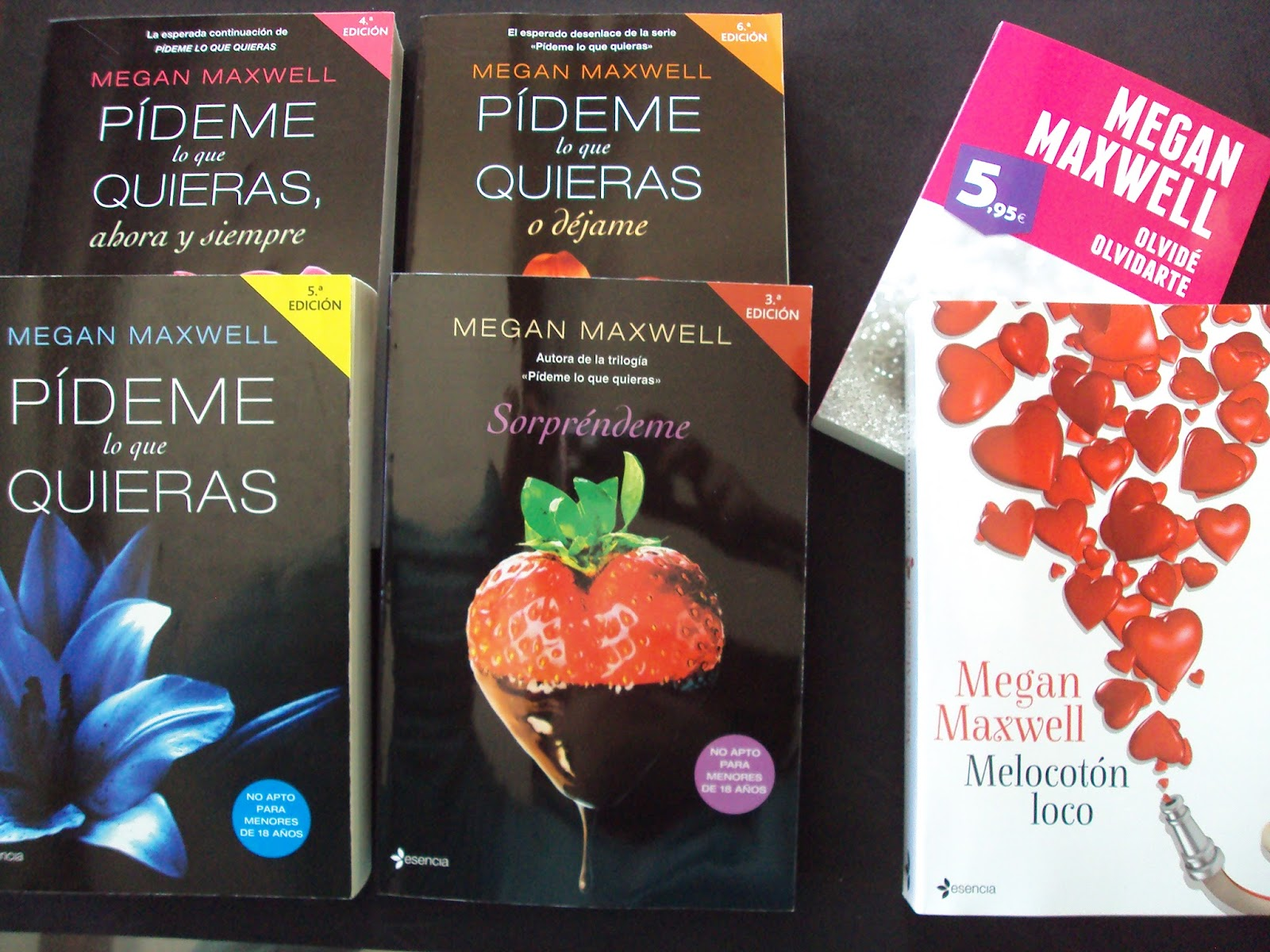 Libros Megan Maxwell Descargar Gratis Libro Melocoton Loco Epub Download