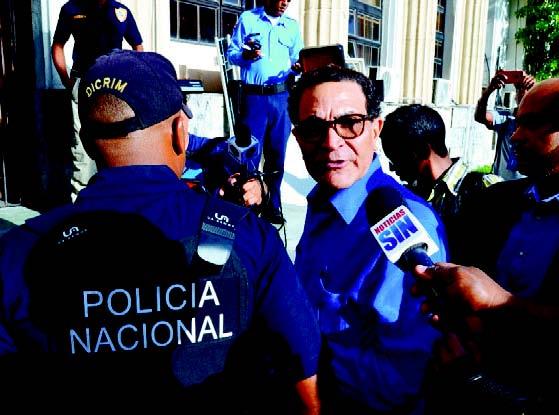 César Sánchez duplicó patrimonio en la CDE
