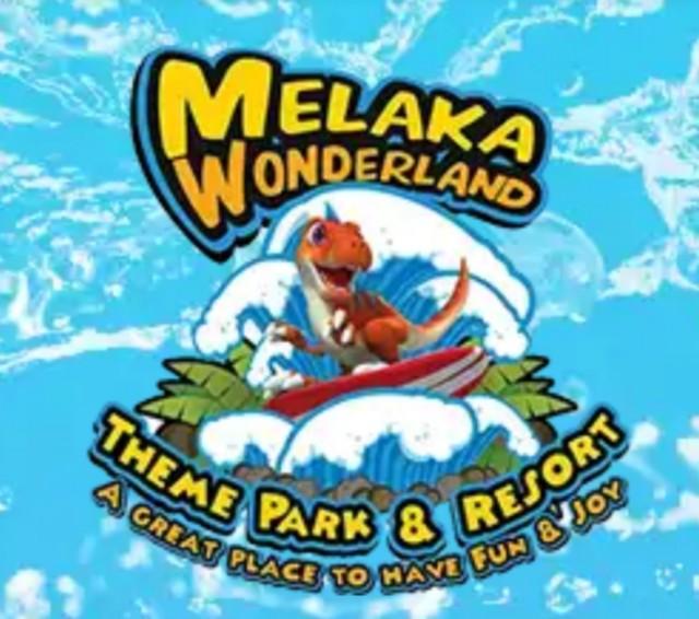 Jom habiskan masa santai bersama keluarga tersayang di Melaka Wonderland.