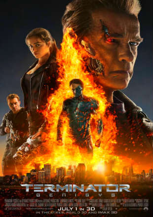 Terminator Genisys 2015 BluRay 1.3Gb Download Dual Audio 720p Watch Online free bolly4u