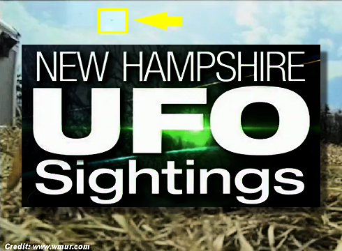 UFO Investigators Looking Into Recent UFO Sightings in Derry, New Hampshire
