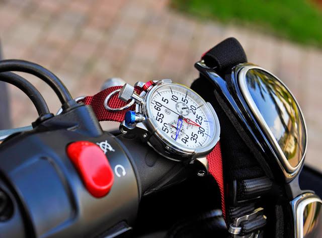 Contatempo Scuderia Cafe Racer