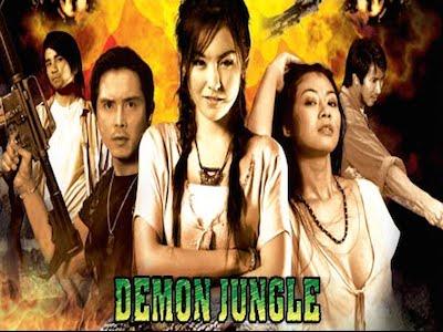 Demon Jungle (2015) Hindi Dubbed WEBRip 500mb