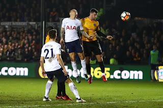 مشاهدة مباراة ترانمير روفرز وتوتنهام بث مباشر بتاريخ 04-01-2019 كأس الإتحاد الإنجليزي