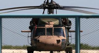 Οι οκτώ Τούρκοι αξιωματικοί κατέφυγαν με ελικόπτερο στην Αλεξανδρούπολη