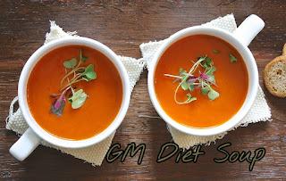 GM Diet Soup Recipe in Hindi